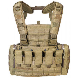 TASMANIAN TIGER Chest Rig MK II M4 Coyote