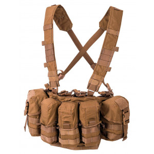 Chaleco Guardian Chest Rig HELIKON-TEX coyote