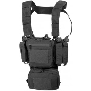 Chaleco HELIKON-TEX Training Mini Rig negro