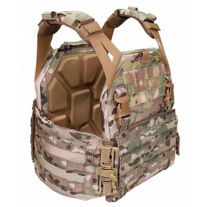 Chaleco porta placas WARRIOR ASSAULT LPC V1 Multicam