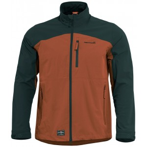 Chaqueta PENTAGON Elite Softshell Maroon Red