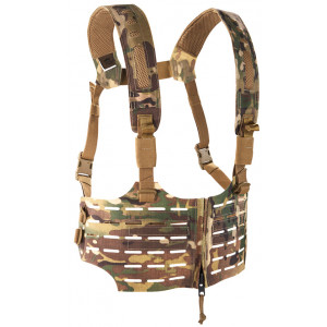 Chest Rig TASMANIAN TIGER LP MultiCam