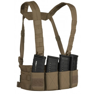 Chest Rig WARRIOR ASSAULT Low Profile Coyote