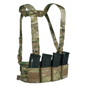 Chest Rig WARRIOR ASSAULT Low Profile MultiCam