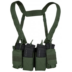 Chest Rig WARRIOR ASSAULT Pathfinder verde