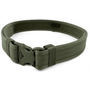 Cinturón militar WARRIOR ASSAULT Duty Belt verde