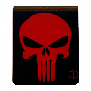 Clip MOLLE Punisher - Castigador Rojo