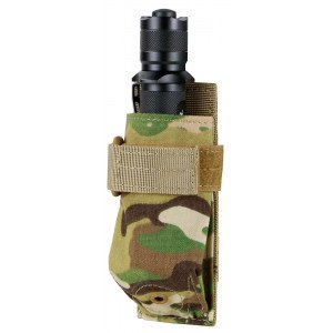 Funda porta linterna CONDOR MA48 Flashlight MultiCam