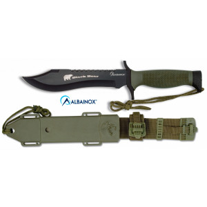 Cuchillo de Supervivencia Black Bear