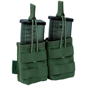 Doble funda portacargador G36 verde WARRIOR ASSAULT