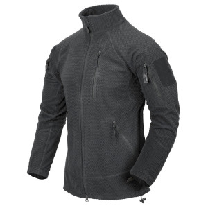 Forro polar HELIKON-TEX Alpha Tactical gris