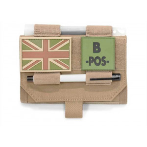 Bolsillo WARRIOR ASSAULT Admin Pouch Coyote