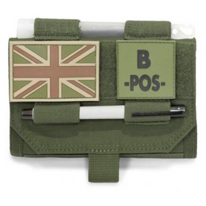 Bolsillo WARRIOR ASSAULT Admin Pouch Verde