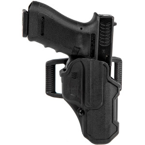 Funda BLACKHAWK T-SERIES Nivel 2 con linterna TLR-8