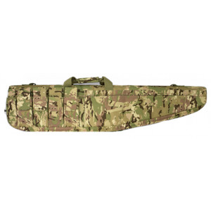 Funda para rifle de 120 cm en color MultiCam