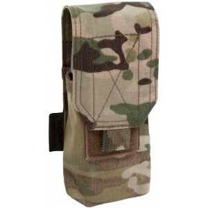 Funda Porta Cargador G36 WARRIOR ASSAULT Single Covered MultiCam