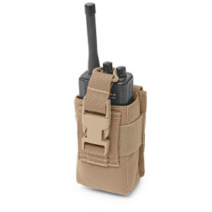 Funda porta radio WARRIOR ASSAULT coyote