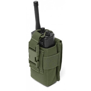 Funda porta radio WARRIOR ASSAULT verde
