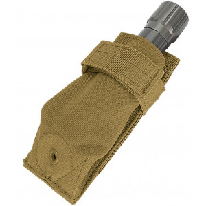 Funda porta linterna CONDOR MA48 Flashlight coyote