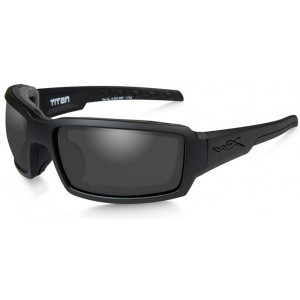 Gafas WILEY X Titan Black OPS