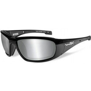 Gafas WILEY X Boss Silver Flash