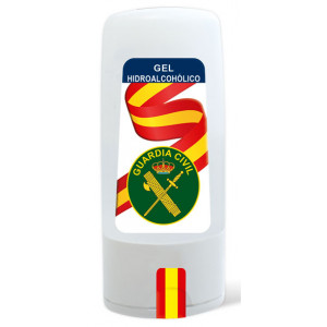Gel hidroalcohólico Guardia Civil