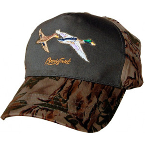 Gorra Natural Camo con bordado de Patos