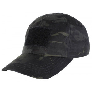 Gorra CONDOR Tactical Cap MultiCam Black