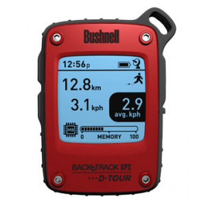 GPS BUSHNELL BackTrack D-Tour rojo