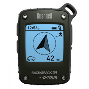 GPS BUSHNELL BackTrack D-Tour verde
