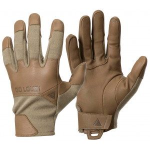 Guantes con Nomex DIRECT ACTION Crocodile FR coyote
