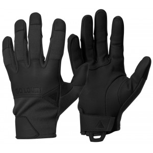 Guantes con Nomex DIRECT ACTION Crocodile FR negros