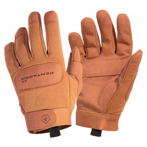 Guantes PENTAGON Duty Mechanic coyote