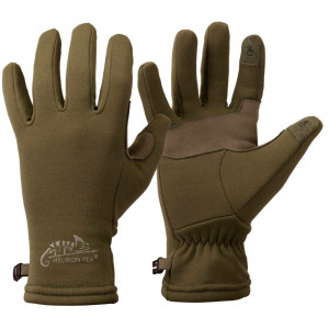Guantes HELIKON-TEX Tracker Outback verdes
