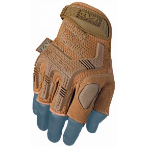 Guantes MECHANIX M-Pact Fingerless coyote