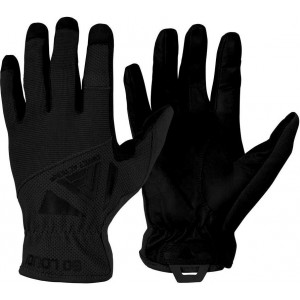 Guantes DIRECT ACTION Light Leather negros