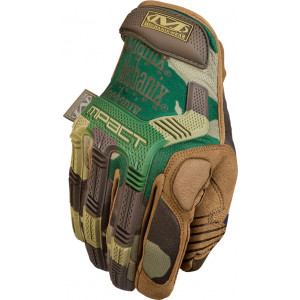 Guantes MECHANIX M-Pact camo Woodland