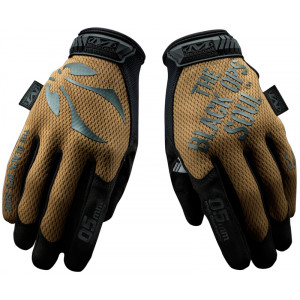 Guantes MECHANIX MTO Touch coyote