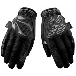 Guantes MECHANIX MTO Touch negros