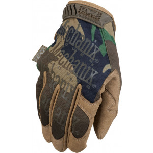 Guantes MECHANIX Original camo Woodland
