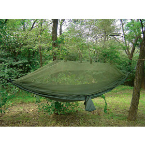 Hamaca con mosquitera SNUGPAK Jungle