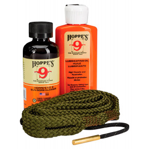 Kit de Limpieza HOPPE'S 1-2-3 Done! para Rifle