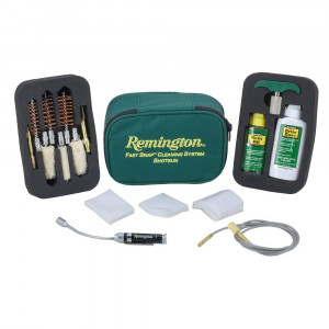 Kit de Limpieza REMINGTON Fast Snap 2.0 para Escopeta
