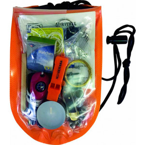Kit de Supervivencia impermeable BCB