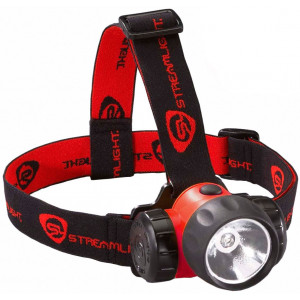 Linterna frontal 3AA Haz-Lo ATEX de STREAMLIGHT