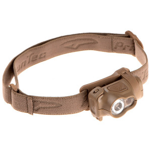 Linterna frontal PRINCETON TEC Byte Tactical coyote
