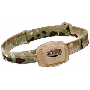 Linterna Frontal PRINCETON TEC Quad Tactical MultiCam
