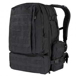 Mochila CONDOR 3-Day Assault negra