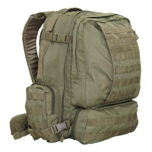 Mochila CONDOR 3-Day Assault verde OD