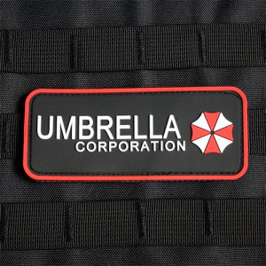 Parche de goma UMBRELLA Corporation